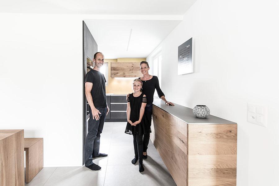 architekten planer cuizina ag k chen zum kochen und wohlf hlen. Black Bedroom Furniture Sets. Home Design Ideas